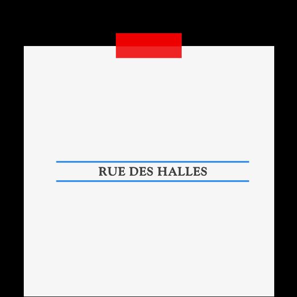 Agentur brandanddigital – Projekt Rue des Halles Restaurant
