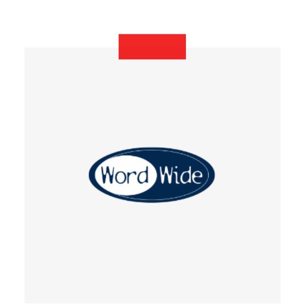 Word Wide KG Projekt Webseite